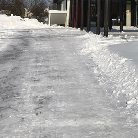 CT snow removal