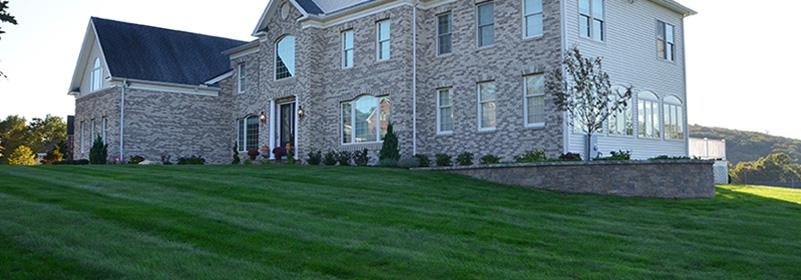 CT landscape lawn maintenance