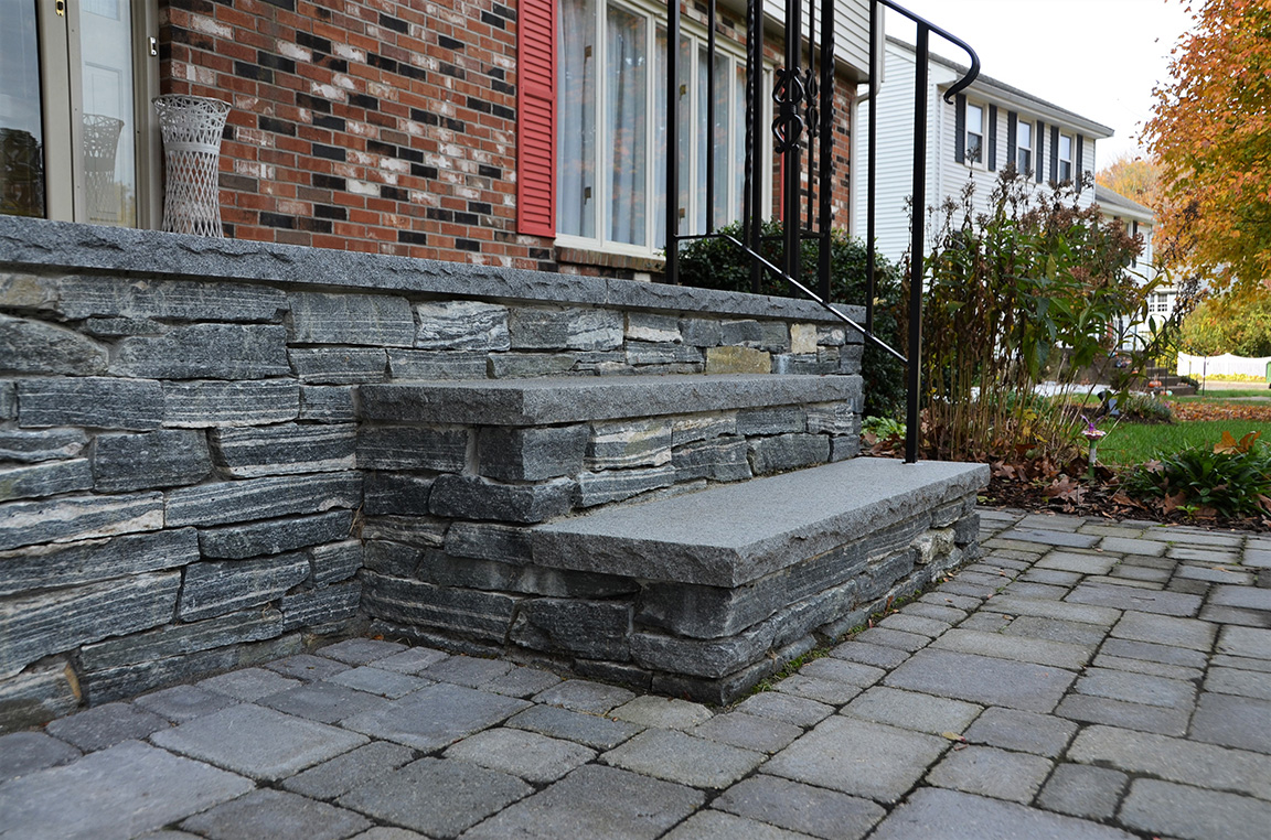 CT Hardscape Design Steps