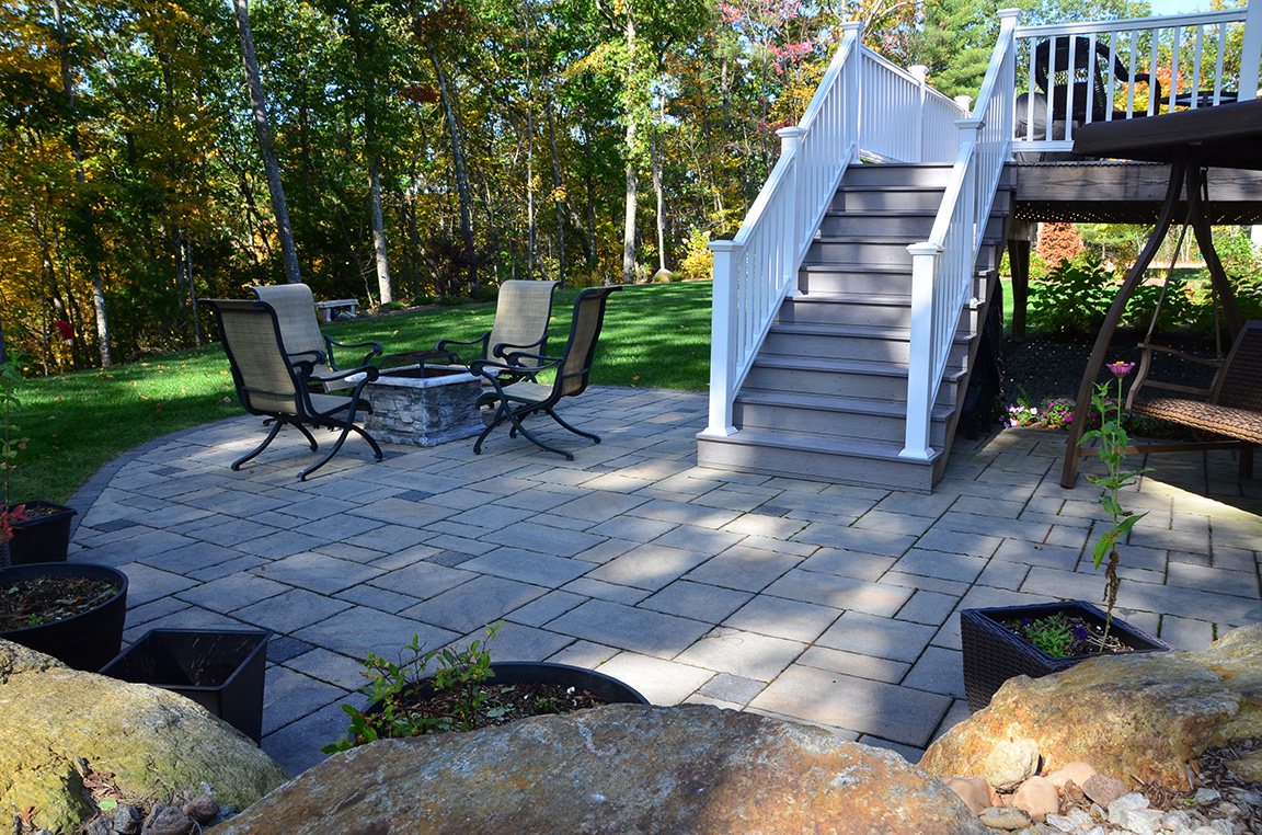 CT Patio design