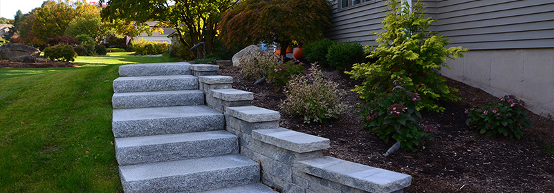 CT landscaping and mulching